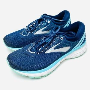 Brooks Womens Ghost Athletic Running Shoes 6.5 W